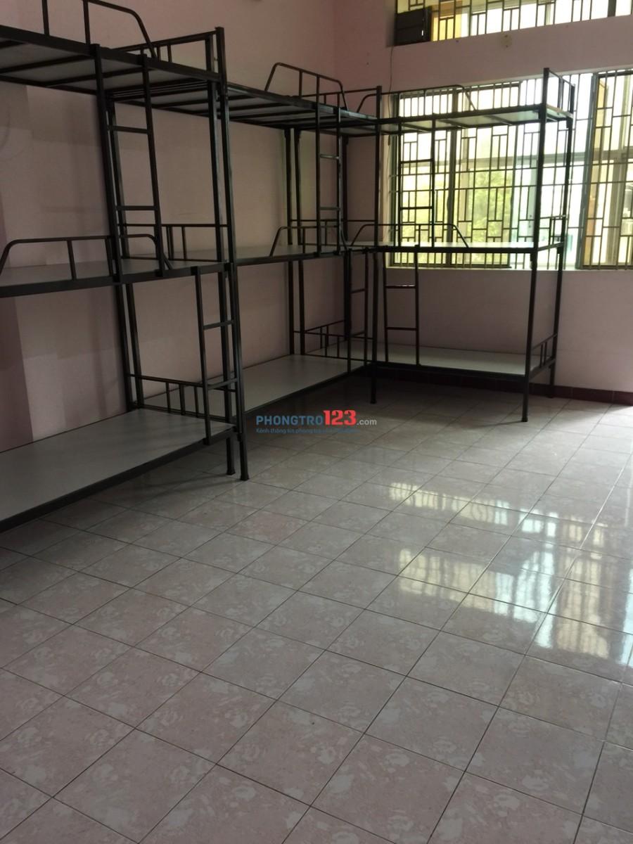 Phòng Trọ Ký Túc Xá, Ngay trung tâm quận 10 giía 450k/tháng
