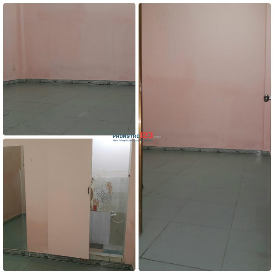 Còn 1 phòng duy nhất giá rẻ 2,6 triệu đường Hậu Giang - Tân Bình