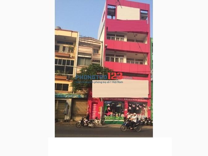 Cho thuê nhà nguyên căn 143 Bành Văn Trân, p. 7, Q. Tân Binh
