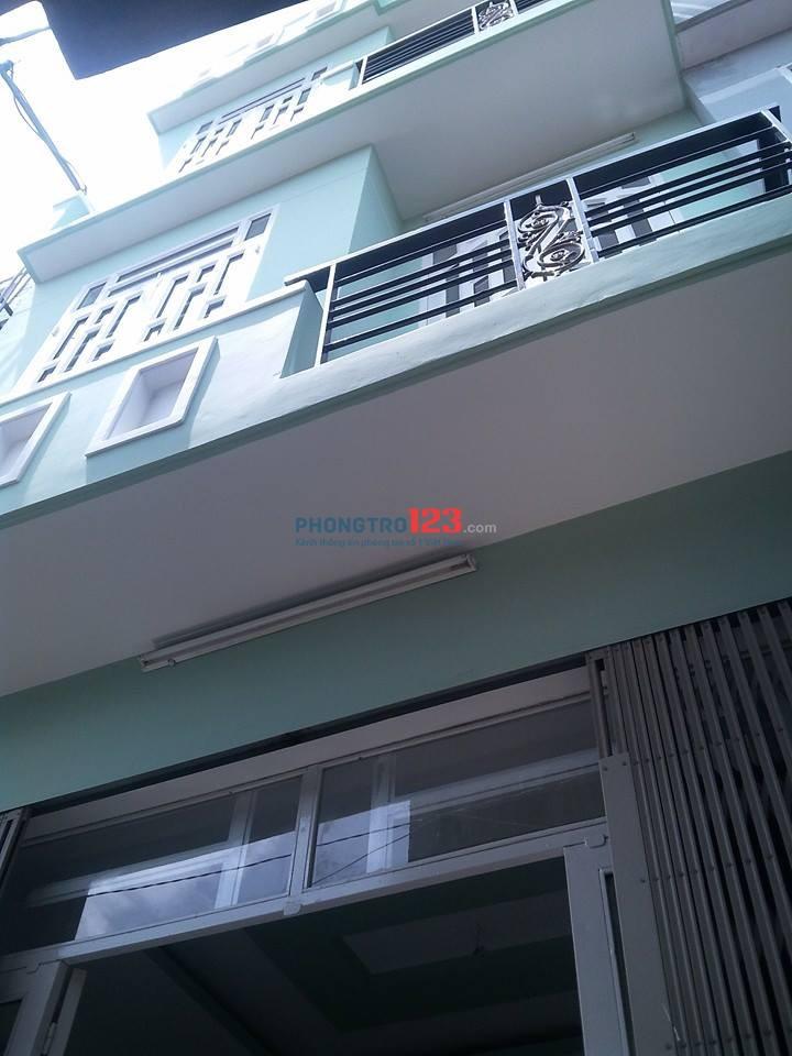Cho thuê nhà nguyên căn Ấp 3, xã Xuân Thới Thượng, Hóc Môn