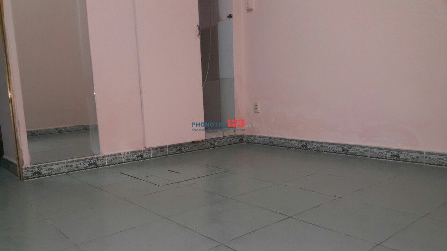Cần cho thuê phòng riêng giá 2,6 triệu quận Tân Bình