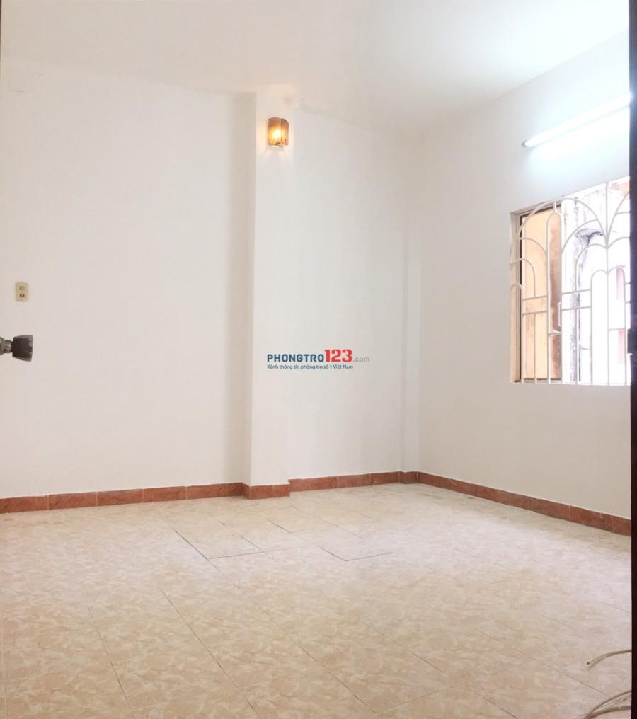 Cho thuê nhà mặt tiền 54 Phan Tây Hồ  7x10-1T2L3PN Phú Nhuận 5p tới Q1 18,8Tr