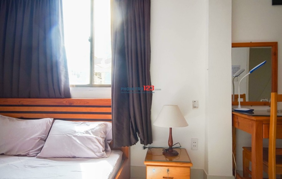 Cho thuê phòng mới đầy đủ tiện nghi tại Hồ Văn Huê