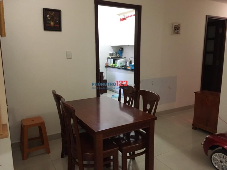 Cho thuê căn hộ quận 2 đầy đủ tiện nghi.