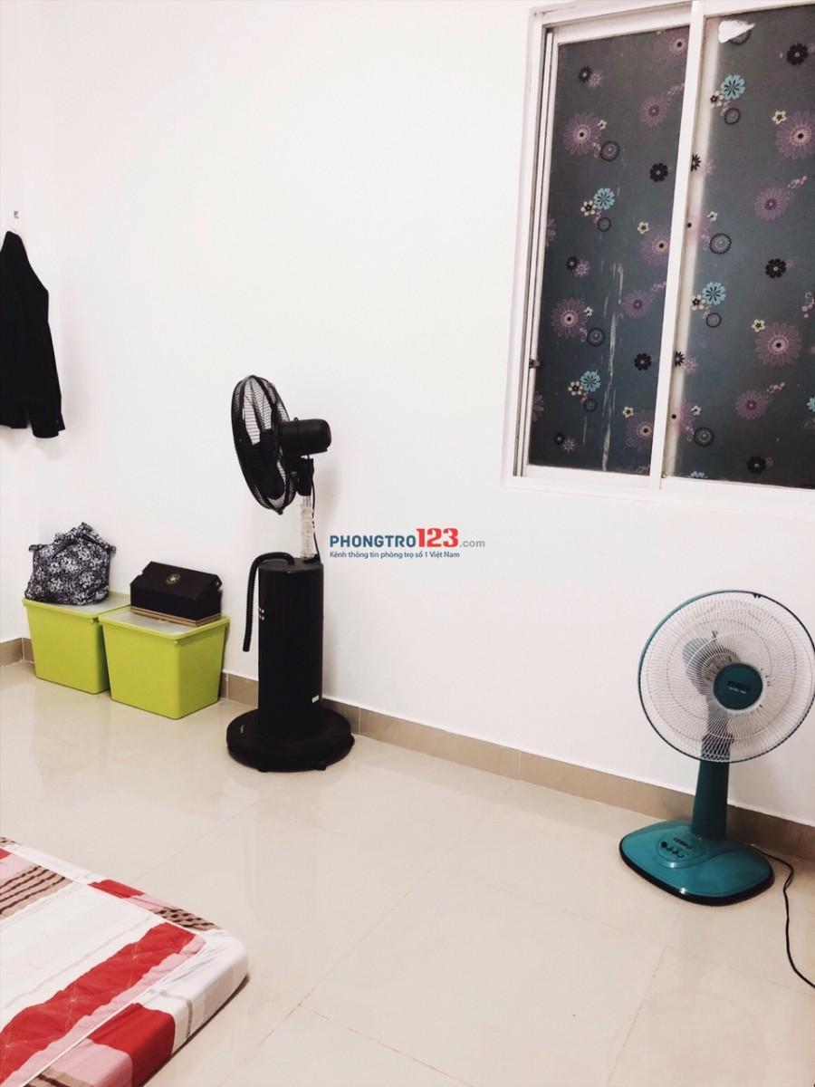 Cần cho thuê gấp phòng trọ cao cấp giá 3.5tr tại số 5 Nguyễn Văn Mai, P.8, Q.3