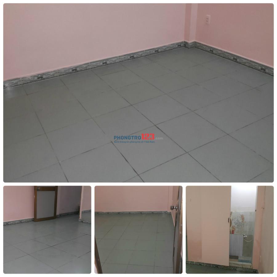 Phòng riêng đường Hậu Giang - Tân Bình giá 2,6 triệu/tháng