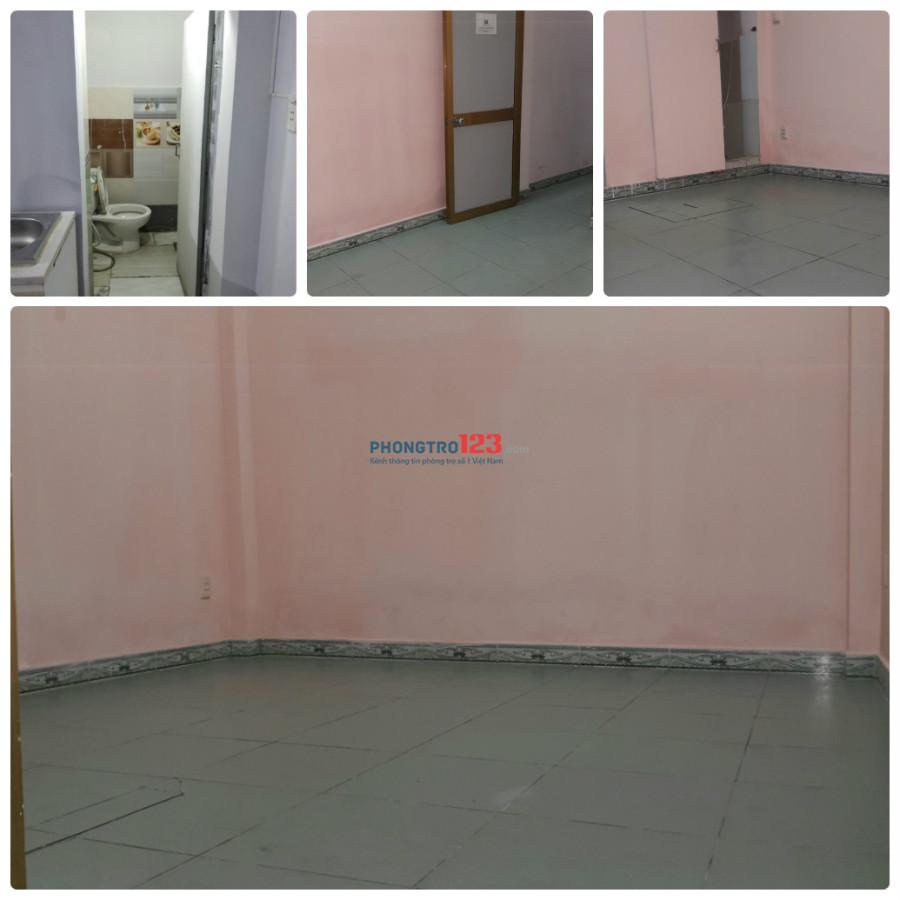Phòng riêng đường Hậu Giang - Tân Bình giá 2,3 triệu
