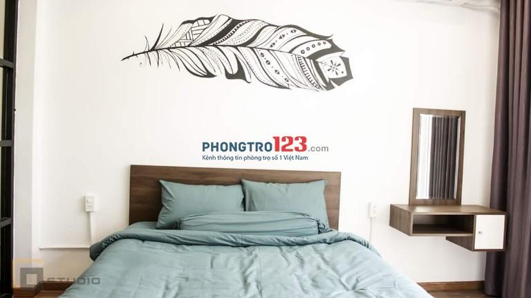 Phòng trọ cao cấp thuộc dạng căn hộ mini, phù hợp cho gia đình