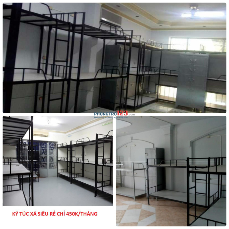 Ở ghép sinh viên và người đi làm, phòng máy lạnh 449k/tháng