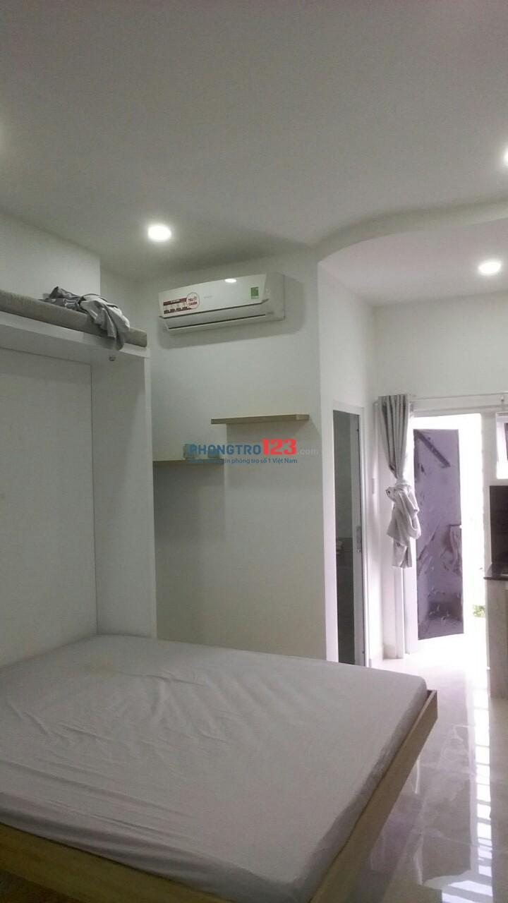 Phòng cao cấp cho thuê - Quận 7 - Huỳnh Tấn Phát