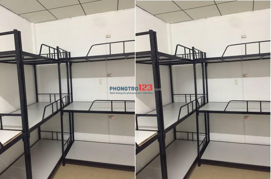 Cho thuê KTX máy lạnh giá rẻ Quận Tân Bình 450k