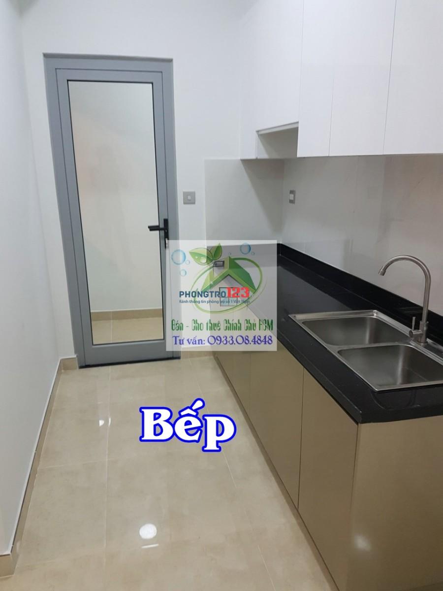 Cho thuê căn hộ cao cấp Quận 7, HCM - 2 PN, 2toilet, 1bep, 1PK