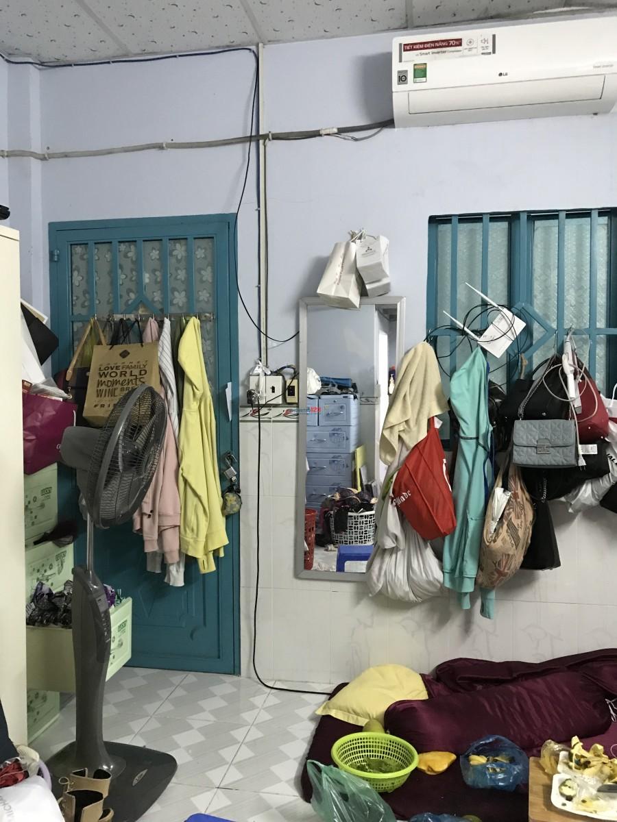 Tìm 1 Nữ ở ghép quận Bình Thạnh, giá rẻ thuận tiện