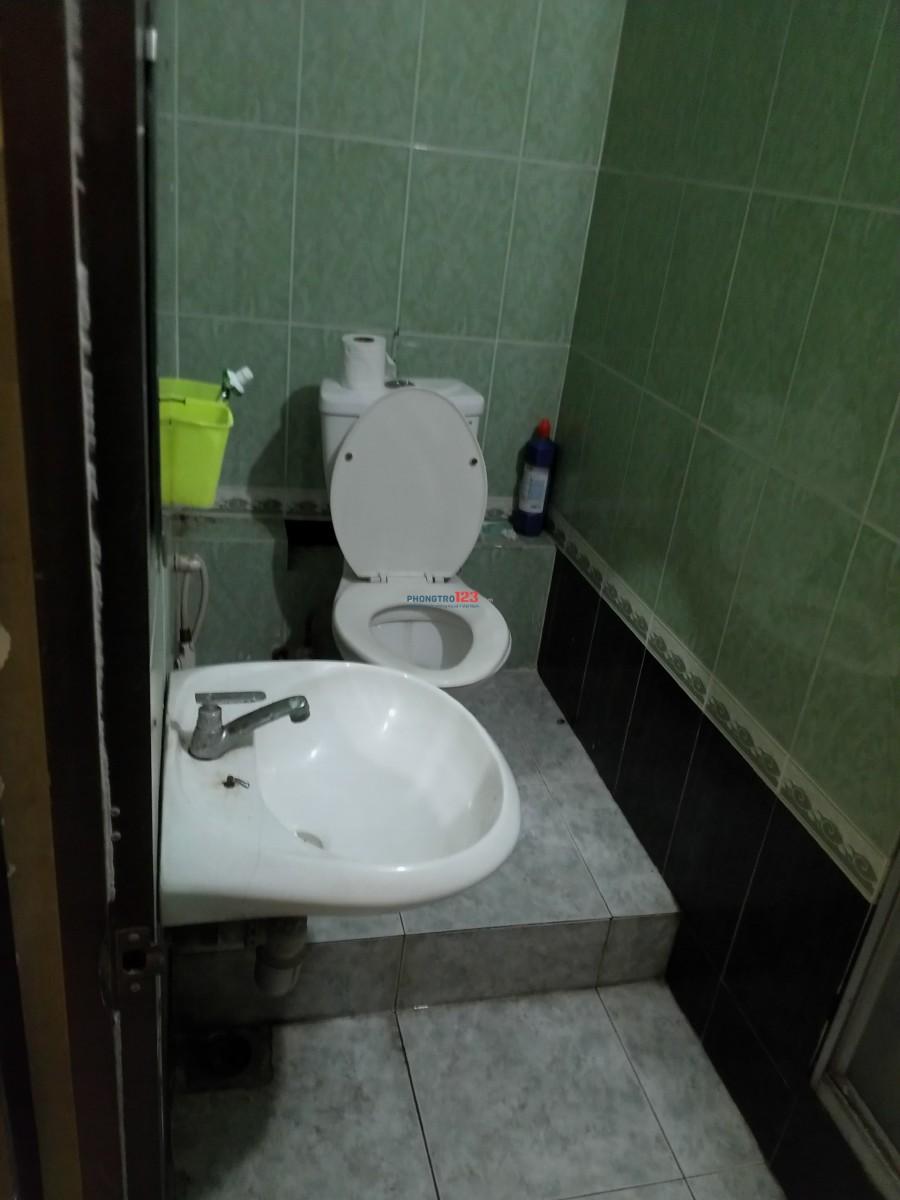 Phòng trọn 15m2 hẻm 554 Cộng Hòa, Tân Bình