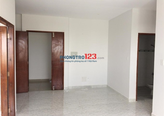 phòng trọ cho thuê mới xây đường Tân Thuận Đông, quận 7 tiện nghi