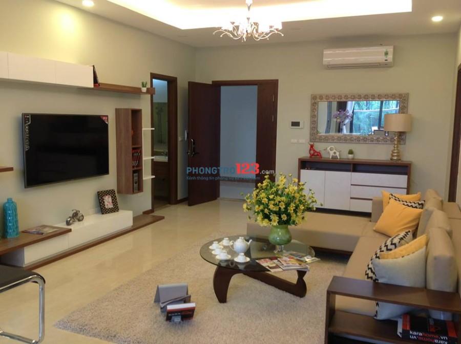 Cho thuê căn hộ Golden Palm mặt đường Lê Văn Lương, 13 triệu/tháng. LH: 0964897923