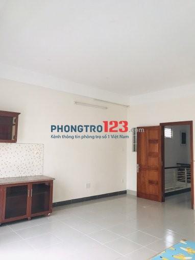 phòng trọ cho thuê mới xây Phường Tân Thuận Đông, quận 7 tiện nghi