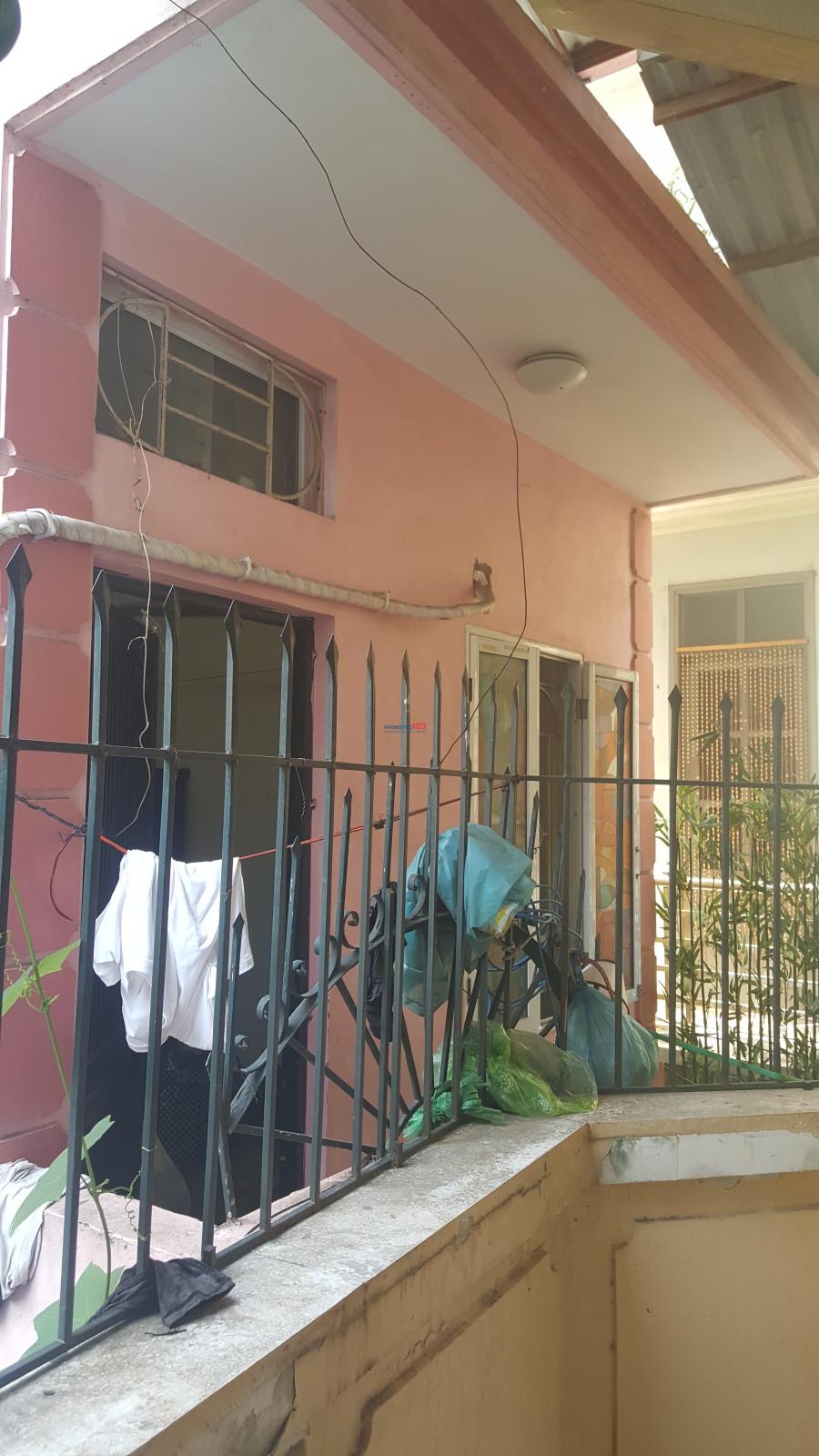 Cho thuê phòng trọ 16m2 quận Hai Bà Trưng, Hà Nội giá rẻ