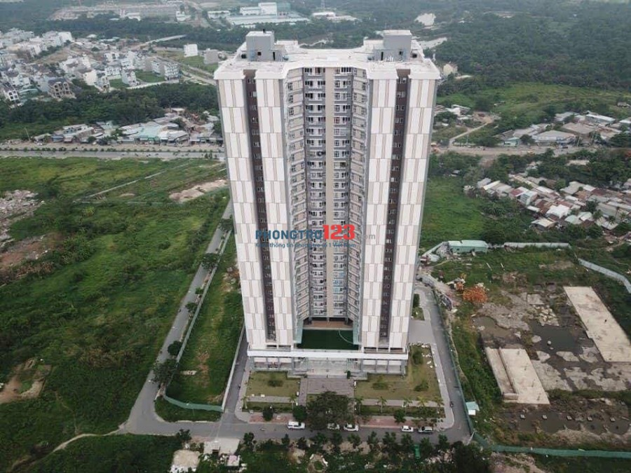 Tuyển 2 nam (NV văn phòng , Sinh viên) ở ghép giá rẻ tại Chung cư 6B Phạm Hùng