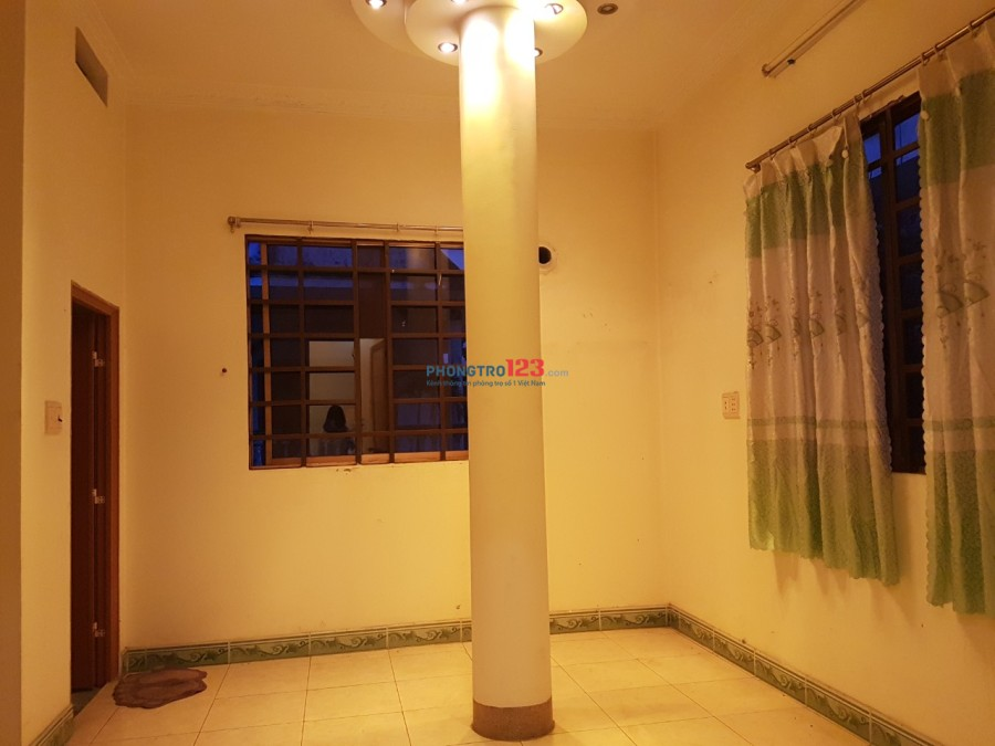Cho thuê phòng đầy đủ nội thất tiện nghi ngay chợ Long Bình Tân