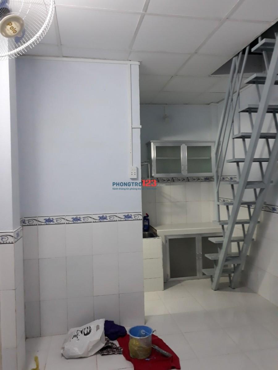 Nhà Bình Chánh 32m2 mới hoàn thiện (gần chợ, điện nước chính )