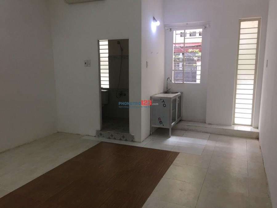 Phòng máy lạnh,HXH,DT 22m2,Giá 4,2tr gần ĐH Tôn Đức Thắng,ĐH Remit,gần cầu Him Lam