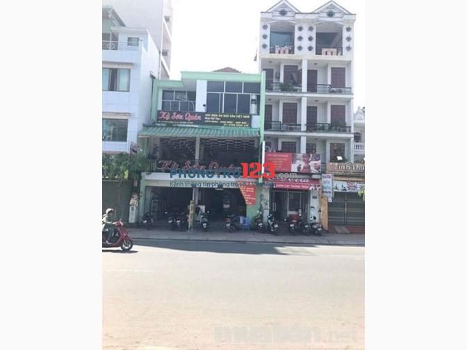 Nhà nguyên căn mặt tiền Bạch Đằng, cv Gia Định 8x30