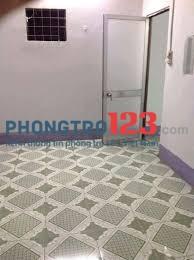 Cho thuê phòng hiện đại, sạch, rộng 2tr3/tháng Hậu Giang, Tân Bình