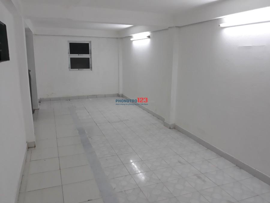 Cho thuê nguyên tầng có 2 phòng Hưng Phú, Quận 8