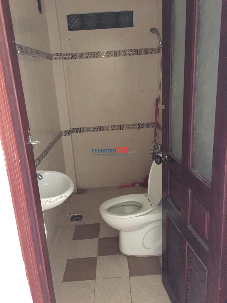 Cần một bạn nữ ở ghép, phòng ở Phan Đình Phùng, Phú Nhuận