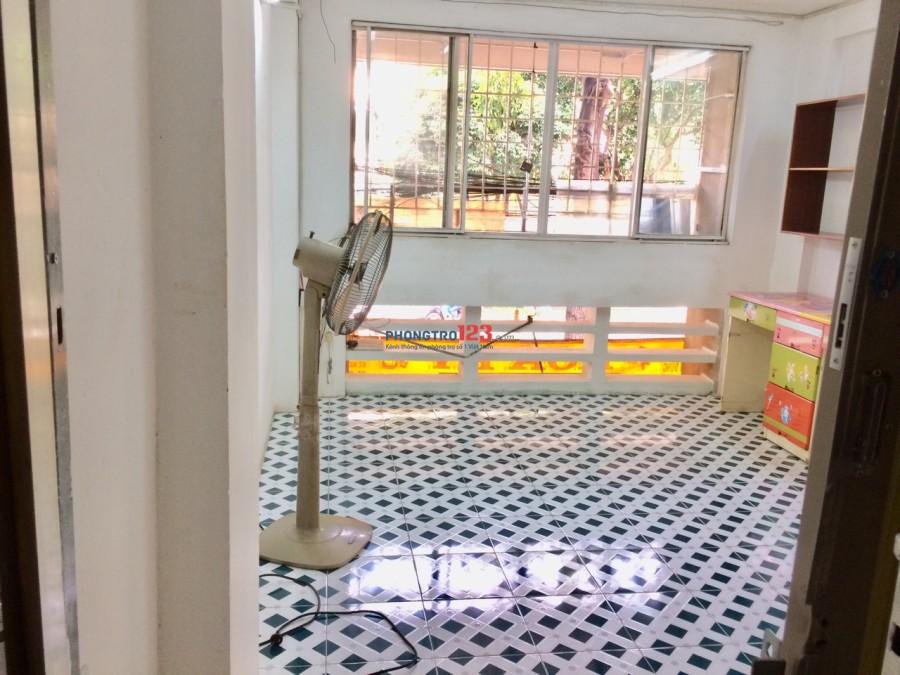 Cho thuê phòng số 002, Lô F, chung cư Nguyễn Trãi, đường Mạc Thiên Tích, phường 08, Quận 05