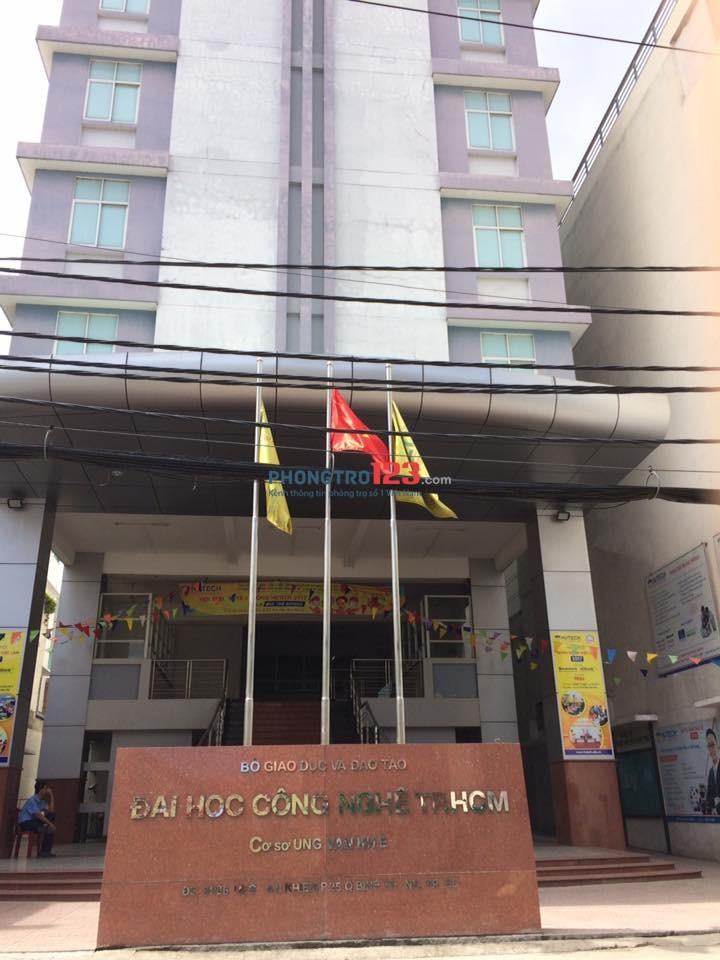 Cho thuê phòng tại 31 đường Ung Văn Khiêm, P.25, Q.Bình Thạnh