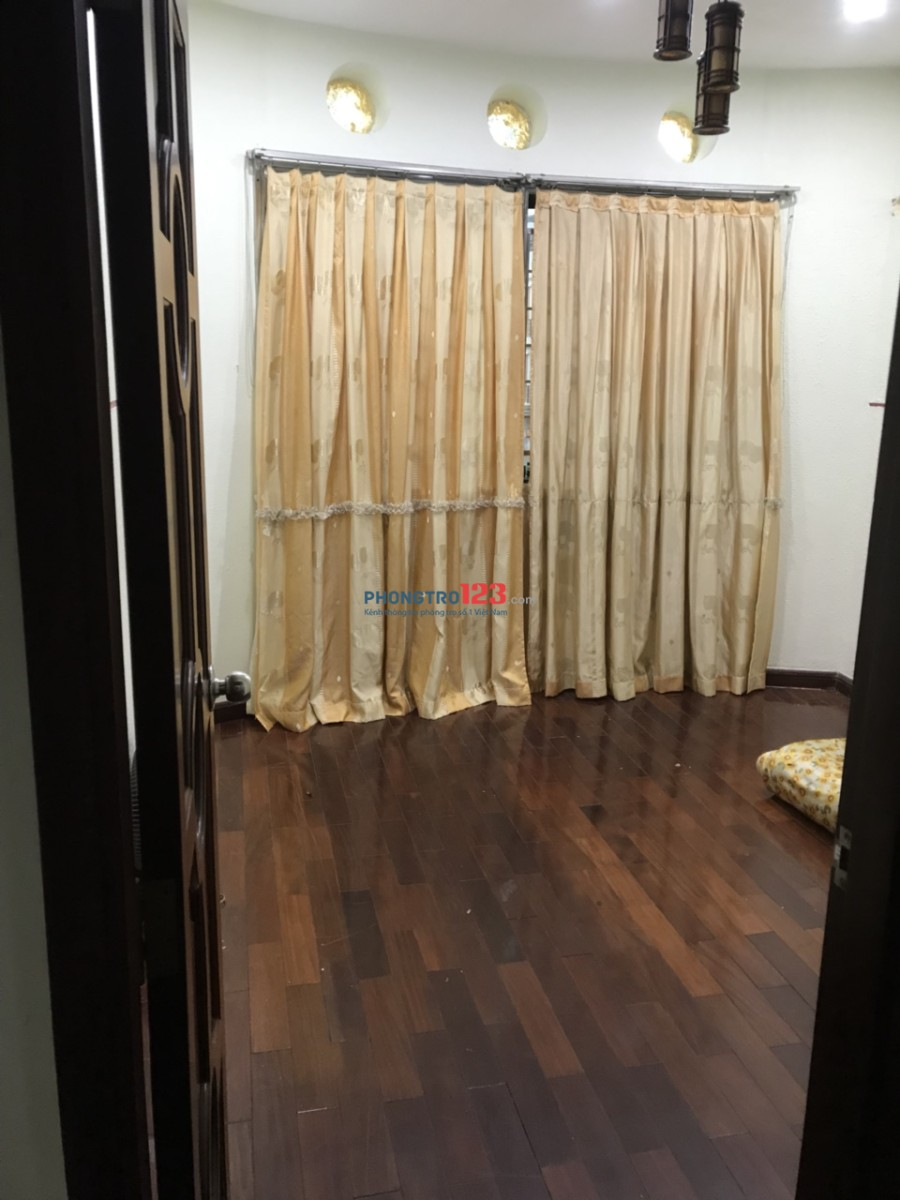 Cho thuê phòng giá rẻ ngay trung tâm Q1,2,3