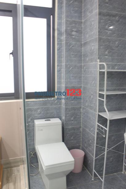 Cho thuê căn hộ mini, mới xây, full nội thất, gần sân bay đường Bạch Đằng, Tân Bình