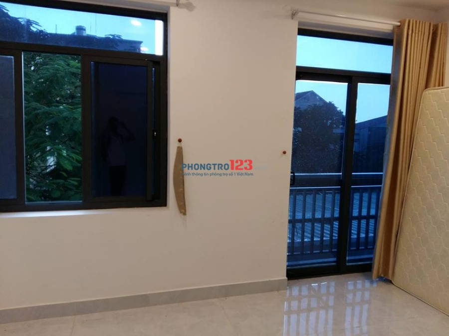 Phòng cho thuê cao cấp - Làng đại học Khu B - Phước Kiển - Trang bị nội thất đầy đủ
