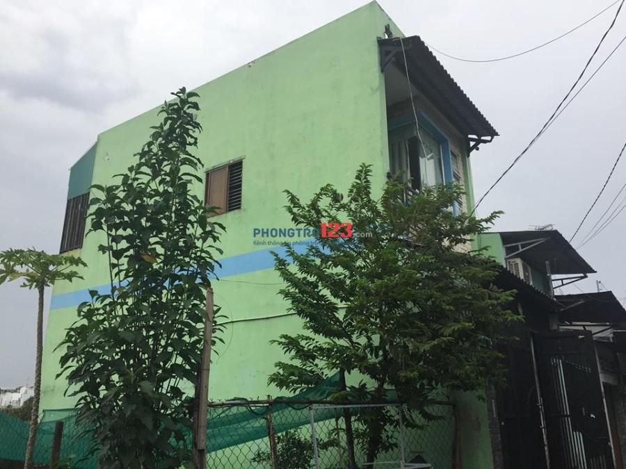 Nhà 1 lầu 1 trệt 96m2 Đường số 6, Bình Hưng Hòa B, Bình Tân