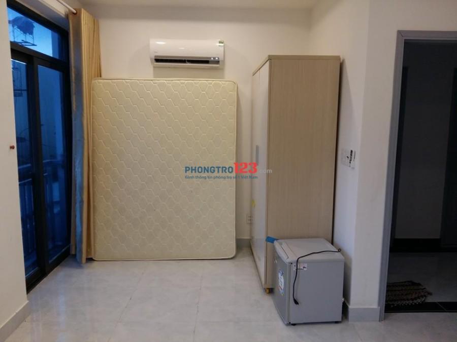 Phòng cho thuê cao cấp - Căn hộ mini - Làng đại học khu B - Trang bị nội thất đầy đủ - An ninh 24/24