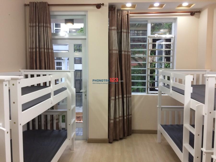 Phòng trọ KTX cao cấp Tiny House - không gian sống hiện đại