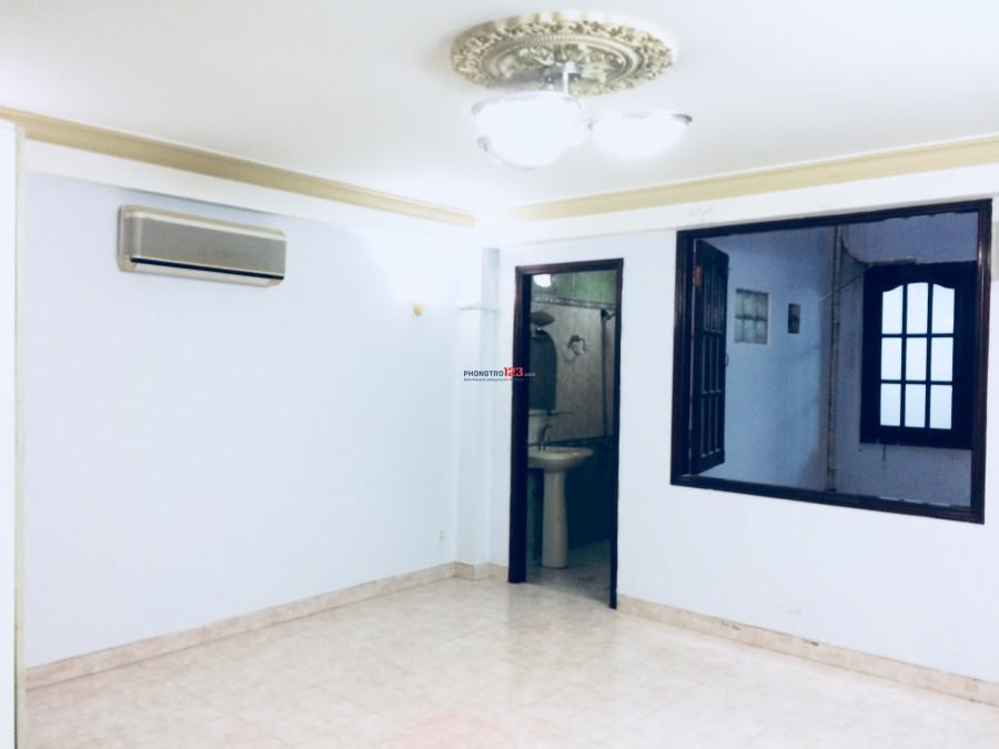 Phòng ktx 40m2 phòng máy lạnh quanh khu vực Quận 10, 450k/tháng
