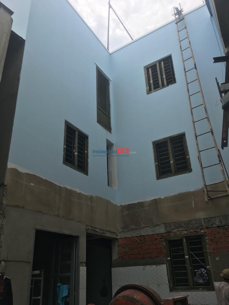 Phòng trọ đường Vĩnh Hội, Quận 4, mới 100%