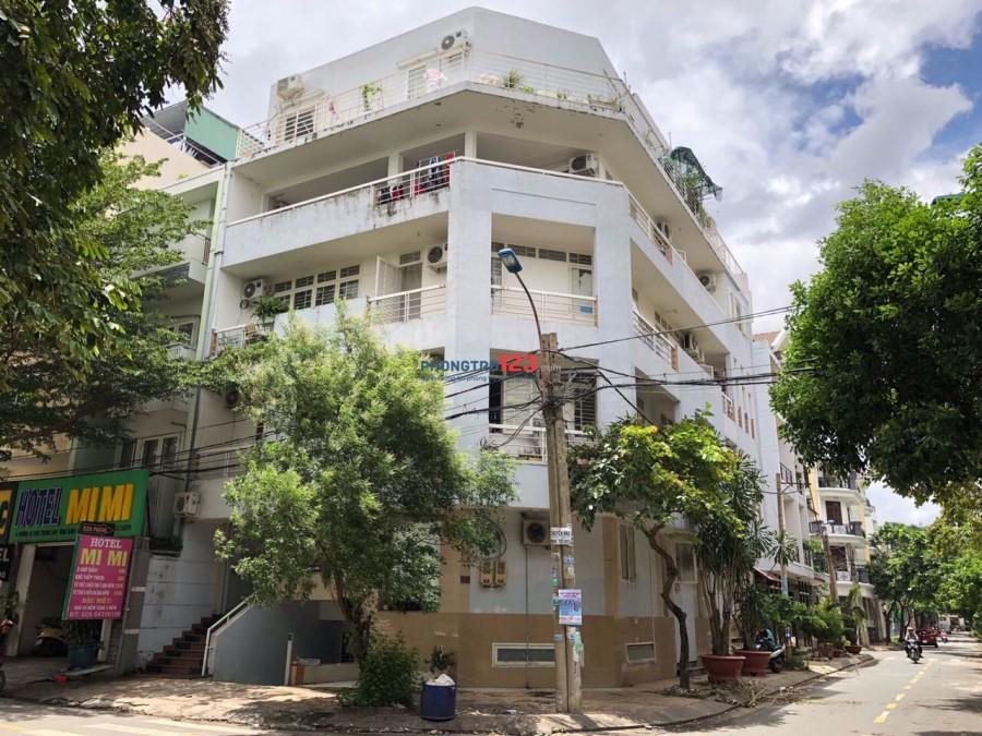 Phòng Máy lạnh, tủ lạnh, bếp, wc trong phòng, KDC Trung Sơn, gần Lotte mart, ĐH Tôn Đức Thắng, Cđ Việt Mỹ