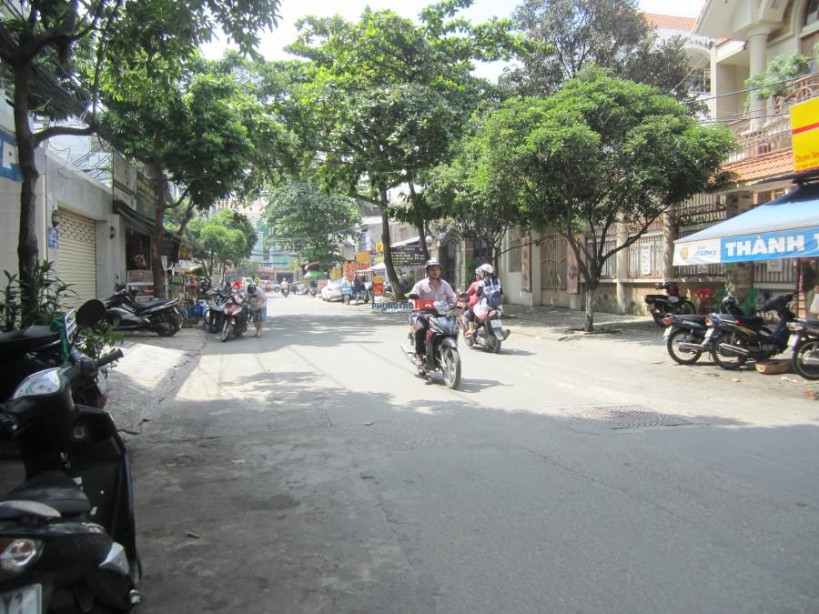 Cho thuê nhà nguyên căn mặt tiền khu vực Phường 13 quận Tân Bình