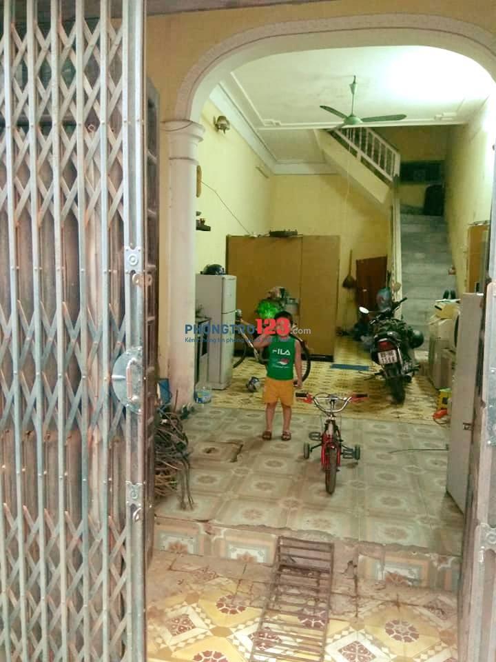 Cho thuê nhà ở tại Khương Trung, Thanh Xuân, Hà Nội