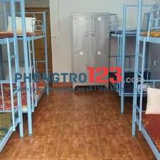 Phòng trọ cho thuê đường Hậu Giang sạch sẽ, có máy lạnh 450.000/tháng