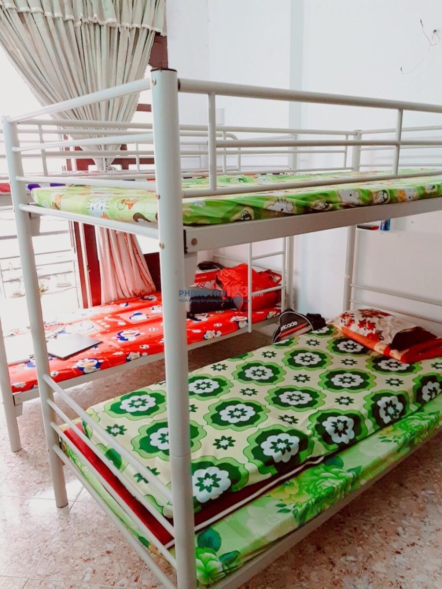 Mình cho thuê, phòng ở ghép, giá rẻ, ở Quận Phú Nhuận 1.5tr/tháng/ người (bao gồm điện nước wifi)