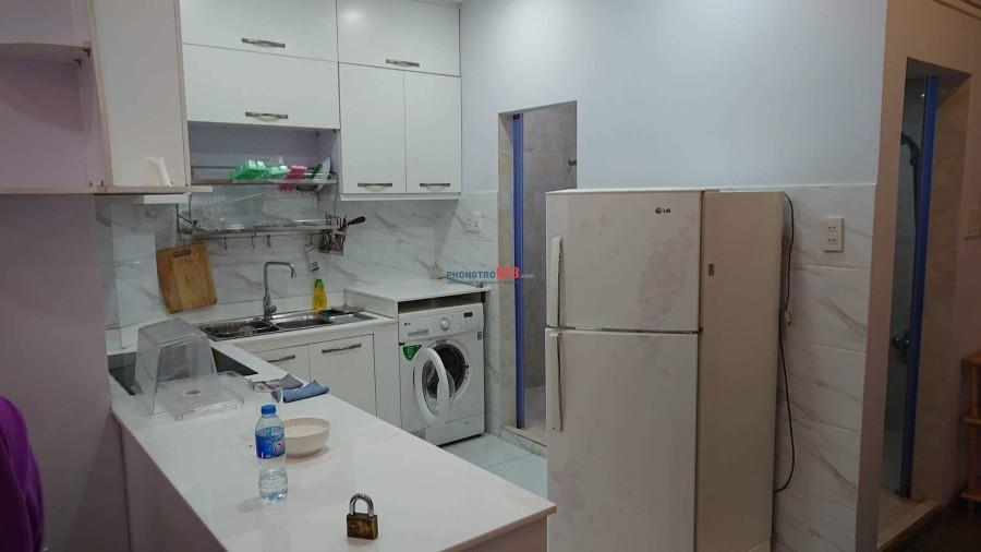 Chuyển lại phòng tại chung cư 3 PN