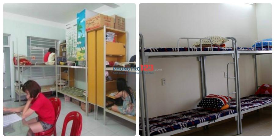 KTX 20m2 phòng máy lạnh 450k tại quận Phú Nhuận