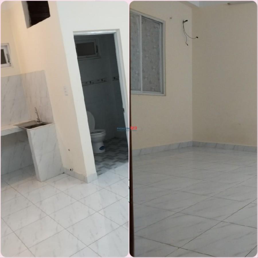 Phòng 3.5tr/th Nguyễn Thị Thập máy lạnh và nội thất.