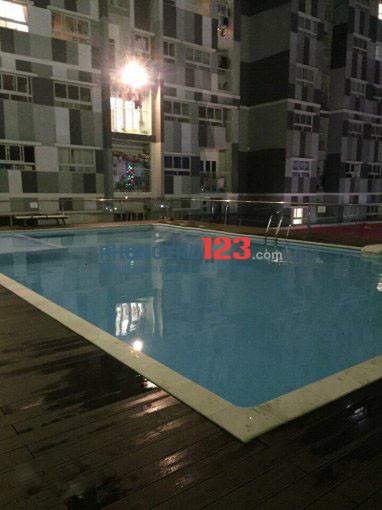 Cần cho thuê căn hộ Ihome Phạm Văn Chiêu, 60m2 6.5tr/tháng