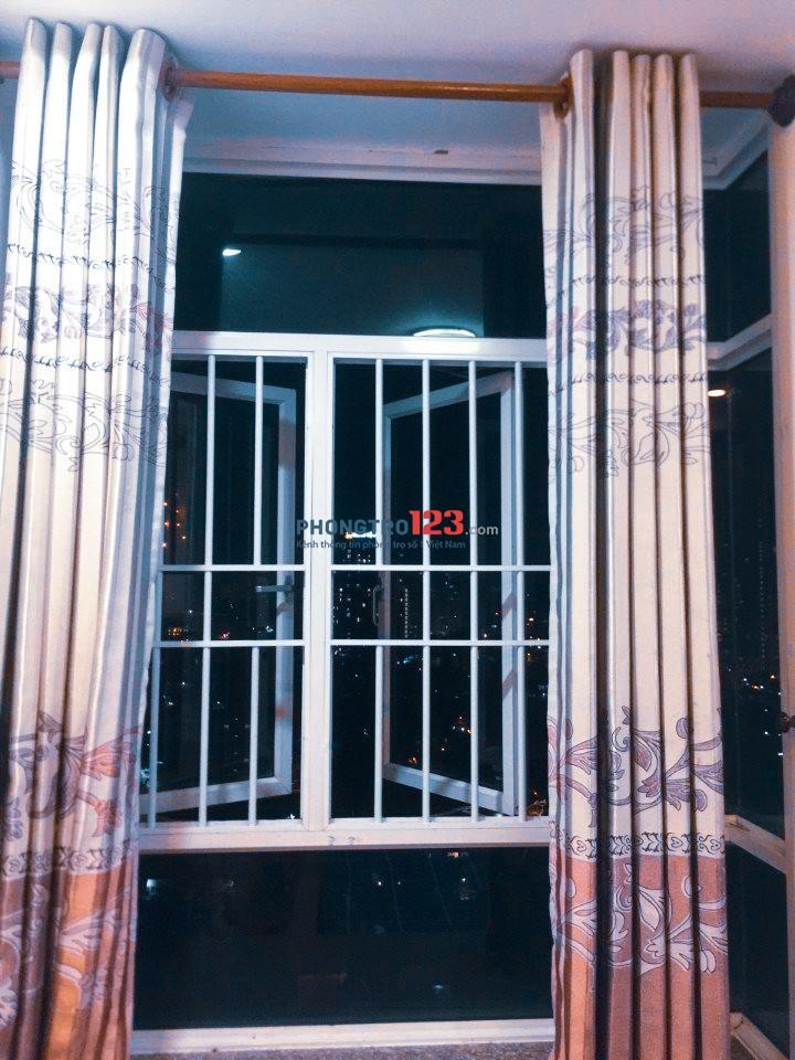 Tìm nam ở ghép chỉ 1tr3/người phòng có máy lạnh tại HAGL An Tiến Nhà bè sát Q7